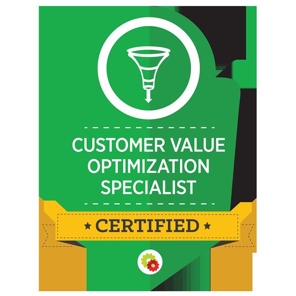 DigitalMarketer.com Certification Badge